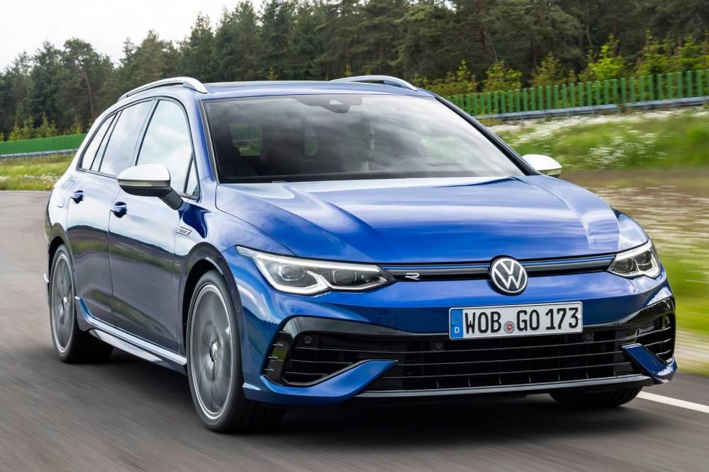 Γκάζια με έως 1.642 λτ. μπαγκάζια το VW Golf R Variant