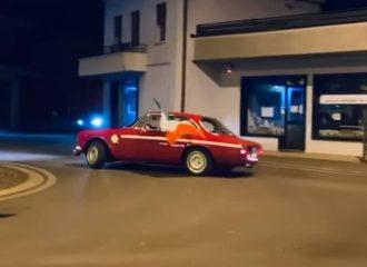 Forza Italia με Alfa Romeo GTV! (+video)