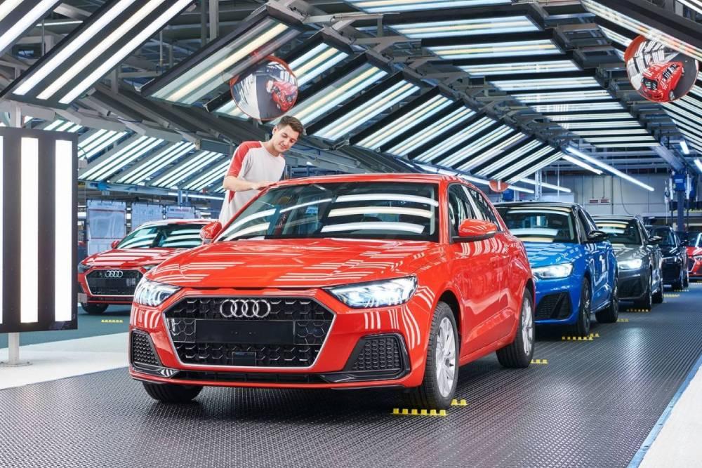 Χωρίς μέλλον η παραγωγή του Audi A1