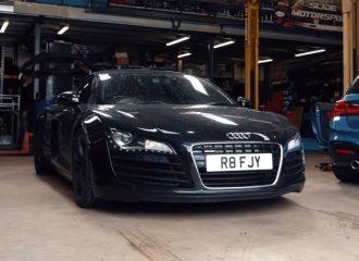 Βελτιωτής ετοιμάζει ντίζελ Audi R8! (+video)