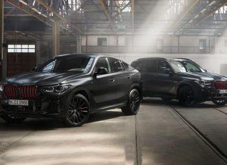 Εντυπωσιακές οι περιορισμένης παραγωγής BMW X5, X6 & X7