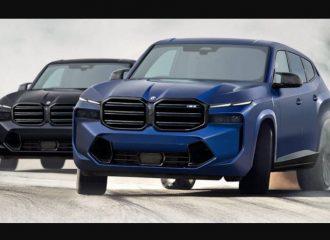 Έρχεται με ισοπεδωτικές διαθέσεις η BMW X8 M