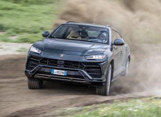 Νέο ορόσημο πωλήσεων από τη Lamborghini Urus