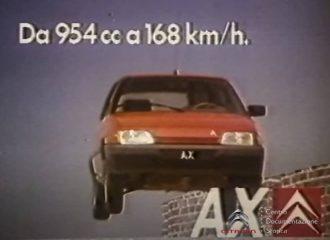 Όταν το Citroen AX «πετούσε» (+video)