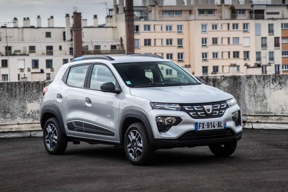 Η τιμή – «χάρισμα» του Dacia Spring στη Γερμανία
