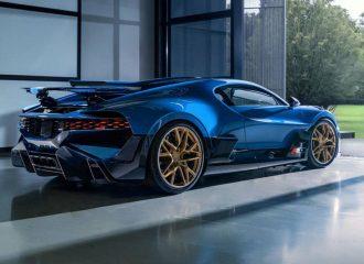 Με έμπνευση από το Impreza η τελευταία Bugatti Divo!