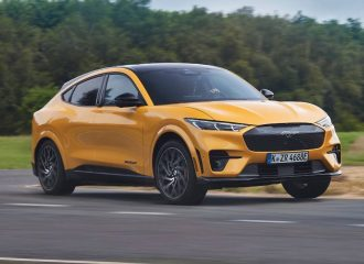 H κορυφαία Ford Mustang Mach-E GT των 487 ίππων