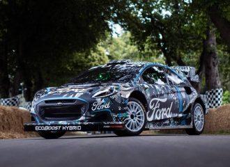 Το Ford Puma γίνεται υποψήφιος πρωταθλητής WRC!