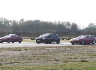 To GR Yaris μετριέται με Celica GT-Four και Supra