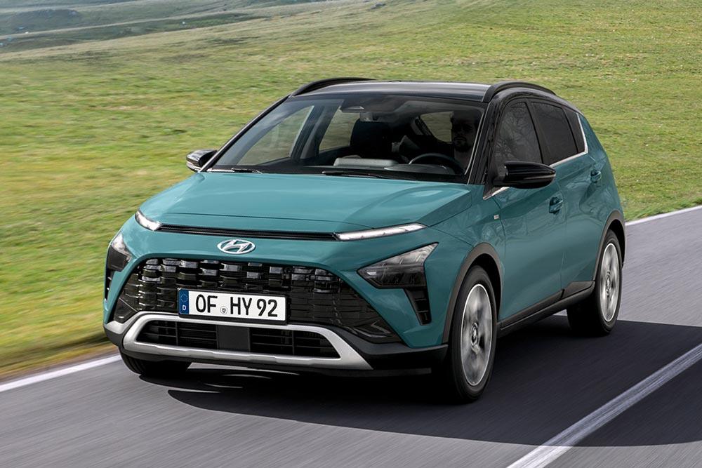 Hyundai Bayon με έκπτωση και δωρεάν παροχές