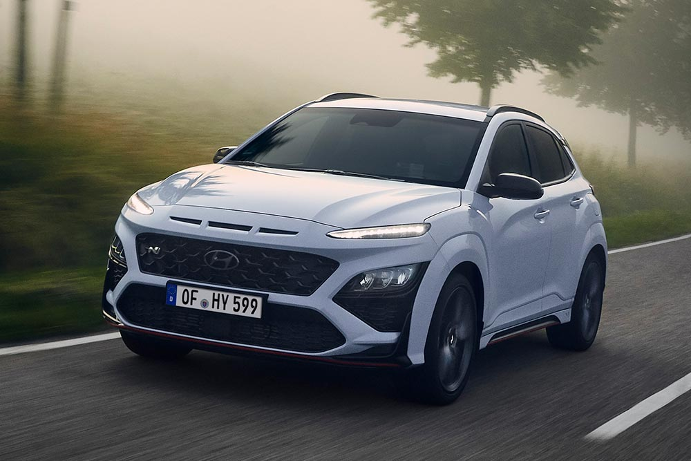 Τα πάντα όλα για το Hyundai Kona N