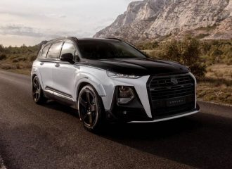 Το Santa Fe που ζηλεύουν τα Hyundai N