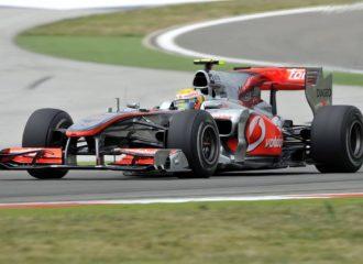 Ασύλληπτη τιμή για τη McLaren του Hamilton!