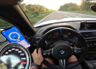 BMW M2 850 PS «τρελαίνεται» στην Autobahn! (+video)