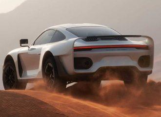 «Καταιγίδα της ερήμου» Gemballa Marsien 820 ίππων!