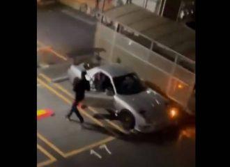 Κλοπή Mazda RX-7 μπροστά στα μάτια του ιδιοκτήτη! (+video)