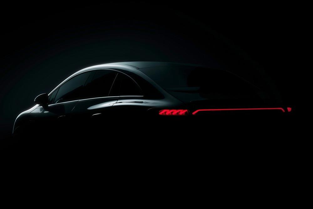 Πρώτη γεύση από την νέα ηλεκτρική Mercedes EQE