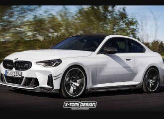 Έτσι θα είναι η νέα και αυστηρά πισωκίνητη BMW M2