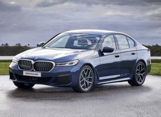 Μεγάλες αλλαγές για την επόμενη BMW Σειρά 5