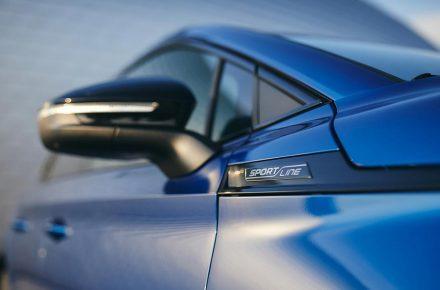 Νέο σπορ SUV με 204 PS και κόστος 3€/100 χλμ.