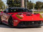 Αδυσώπητη twinturbo Ferrari F12 1.500 ίππων (+video)
