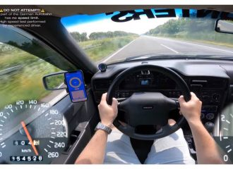 Volvo 850 R 480 ίππων «σπάει» τα κοντέρ! (+video)