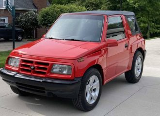 Ασύγκριτο Suzuki Vitara 3.6 V6 330 ίππων