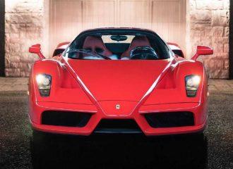 Άθικτη Ferrari Enzo αγγίζει τα 4 εκατομμύρια
