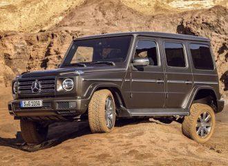 Πότε περιμένουμε την ηλεκτρική Mercedes G-Class;