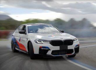 Plug-in υβριδική 750 ίππων η επόμενη BMW M5