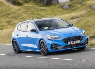 Νέο Ford Focus ST Edition με τεχνολογία GT & Raptor
