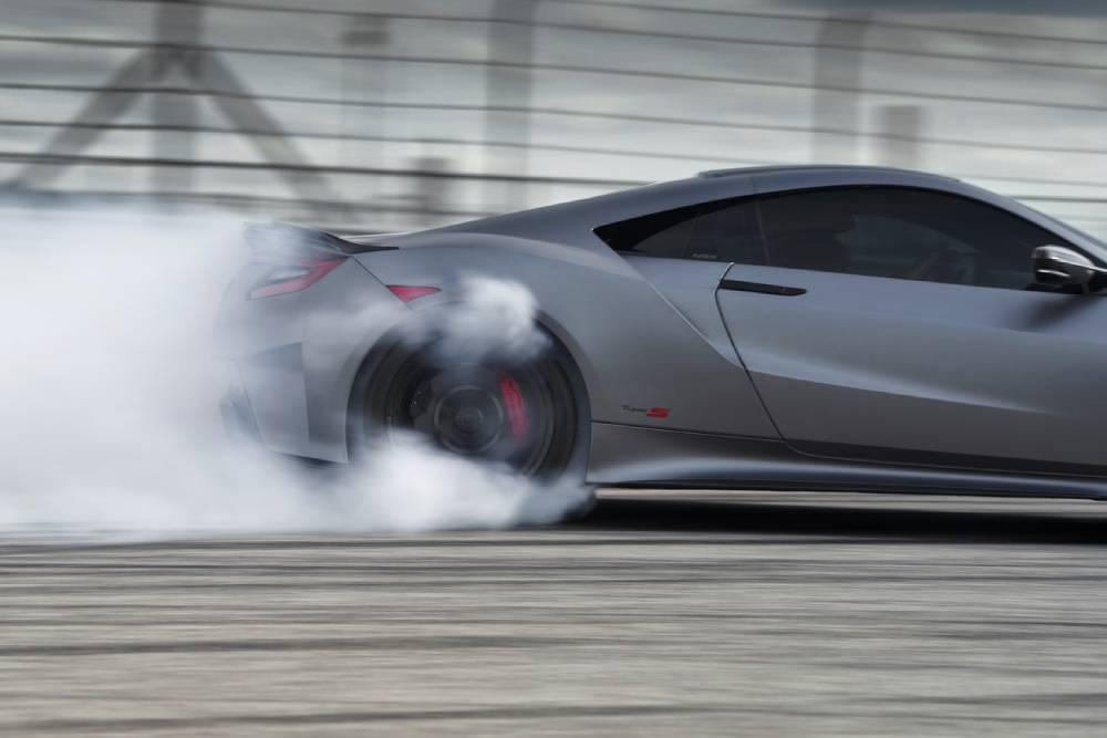 Έρχεται «καπνισμένο» το νέο Honda NSX Type S