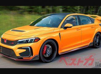 Τι γνωρίζουμε για το επόμενο Honda Civic Type R;