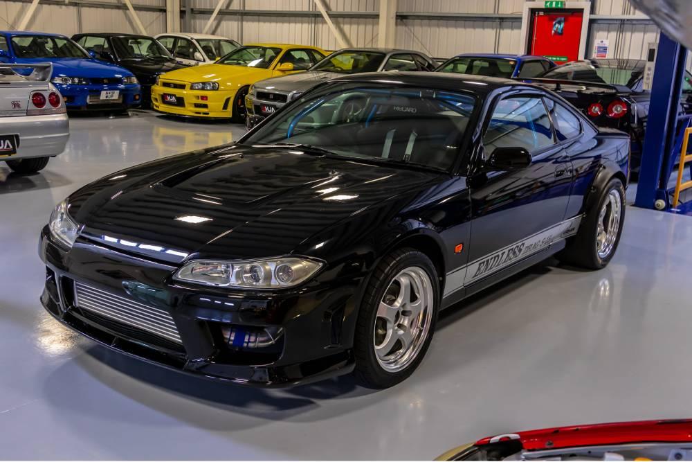 Πόσο βγαίνει ο ίππος σε ένα Nissan Silvia 950 HP;
