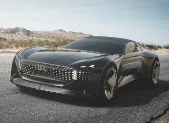 Εντυπωσιακό roadster Audi skysphere με 632 ίππους