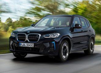 Νέα BMW iX3 με πάρα πολλές βελτιώσεις