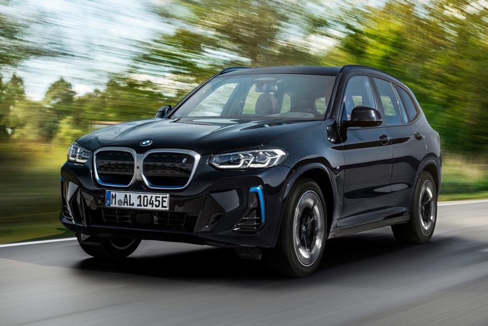 Πόσο κοστίζει η νέα BMW iX3;