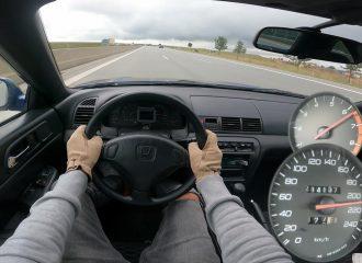 Honda Prelude του 1997 με 214.000 χλμ. «κελαηδάει»