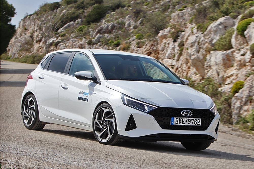 1.000+ λόγοι αγοράς του νέου Hyundai i20