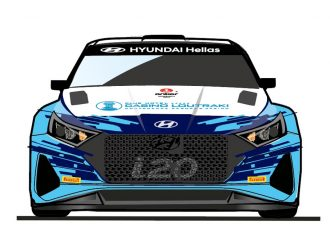 H Hyundai Ελλάς στο Ράλλυ Ακρόπολις με i20 Ν Rally2