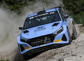 Έτοιμο για δράση το πρώτο Hyundai i20 N Rally2