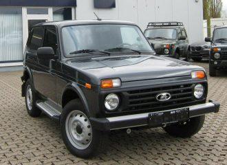 Καινούργια Lada Niva Legend από 13.250 ευρώ