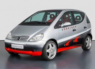 Mercedes A160 22ετίας κοστίζει όσο καινούργια A250