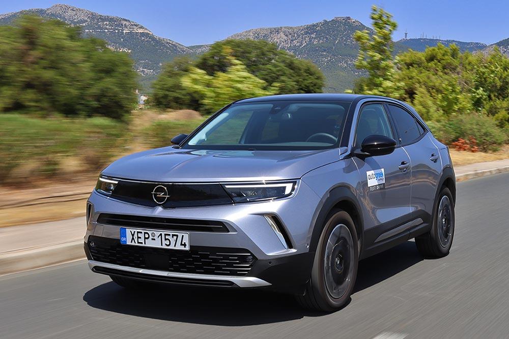 Δοκιμή Opel Mokka-e 136 PS