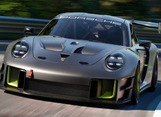 Συγκλονίζει η Porsche 911 GT2 RS Clubsport 25!
