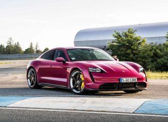 Ανανεώθηκε η Porsche Taycan!