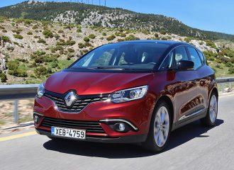 Δοκιμή Renault Scenic 1.3 TCe 140 PS