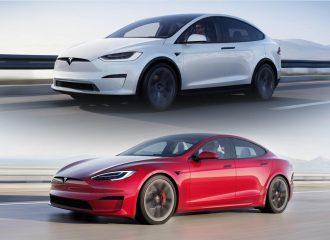 Πόσο κάνουν τα Tesla των 1.020 ίππων στην Ελλάδα;