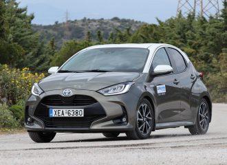 Δοκιμή Toyota Yaris Hybrid 1.5 116 HP