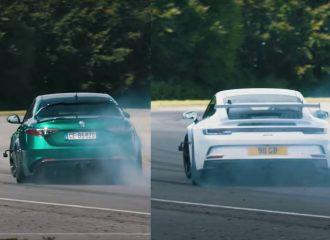 Έχει ελπίδα η Giulia GTAm κόντρα στην 911 GT3;